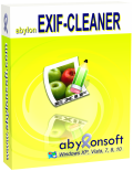 Software abylon EXIF-CLEANER